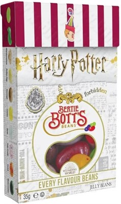 Конфеты Гарри Поттера Jelly Belly Bertie Bott's 35 гр. - фото 197610