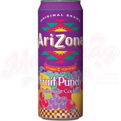 Напиток Arizona Fruit Punch, 0.680 л - фото 4545