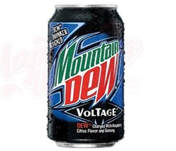 Mountain Dew Voltage 0,355л - фото 4571