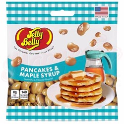 Конфеты Jelly Belly Вкус домашних блинчиков с сиропом Pancakes 99 гр. - фото 5129