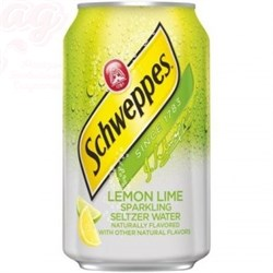 Schweppes Lemon and Lime 0,355л - фото 5280