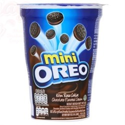 Печенье Oreo mini Chocolate Creme 67 гр. - фото 5703