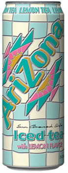Напиток Arizona Lemon Tea 0.680 л - фото 5850