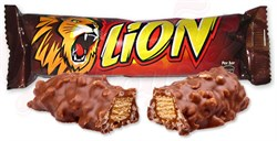 Батончик Lion Chocolate Caramel 42 гр. - фото 5964