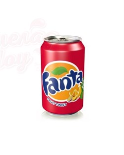 Fanta Fruit Twist 0,330л - фото 5987