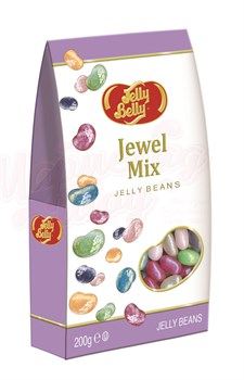 Конфеты Jelly Belly Jewel Mix 200 гр. - фото 6163