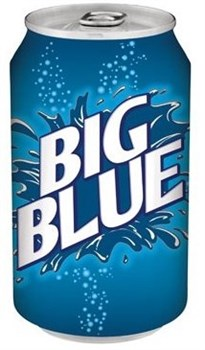Big Blue Soda 0,355л - фото 6259
