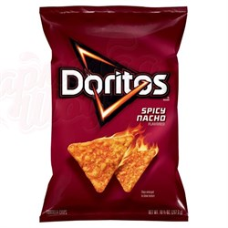 Чипсы Doritos Spicy Nacho 28 гр. - фото 7153