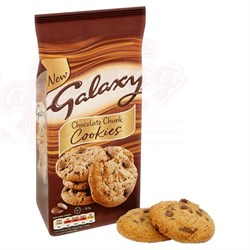 Печенье Galaxy Chunks Cookie Mix Pouch 180 гр. - фото 7280