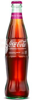 Coca-Cola California Raspberry 0,355л - фото 7558
