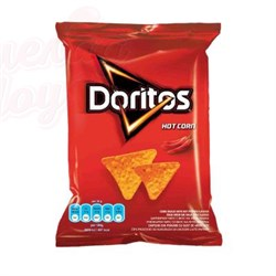 Чипсы Doritos Hot Corn 100 гр. - фото 7741