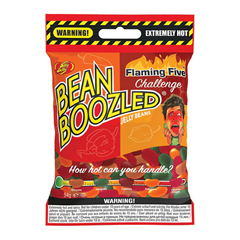 Конфеты Jelly Belly ассорти Bean Boozled Flaming Five 54 гр.
