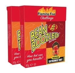 Набор Jelly Belly ассорти Bean Boozled Flaming Five (острые) 45 гр. (2 шт)