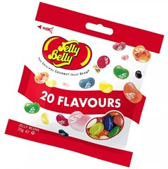 Конфеты Jelly Belly 20 вкусов 70 гр.