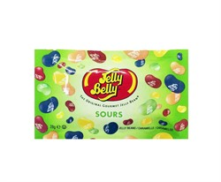 Конфеты Jelly Belly кислые фрукты 28 гр.