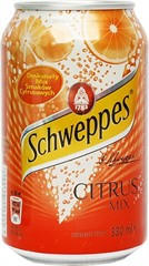 Schweppes Citrus Mix 0,330л