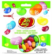 Конфеты  Jelly Belly Кислые фрукты 100 гр. пакет