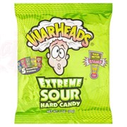 Кислые конфеты Warheads Sour Assorted (5 вкусов) 28 гр.