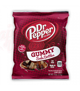 Мармелад Dr.Pepper Gummy Soda Bottles 128 гр.