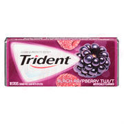 Жвачка Trident Gum Black Raspberry Twist