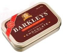Леденцы Barkleys Chocolate Mint (Шоколад-Мята) 50 гр.