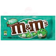 M&M's Mint Dark Chocolate 42.5 гр.