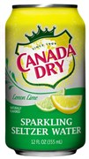 Canada Dry Lemon Lime USA 0,355л