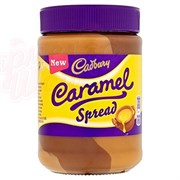 Cadbury Caramel Chocolate Spread 400 гр.