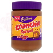 Cadbury Crunchie Chocolate Spread 400 гр.