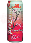 Холодный чай Arizona Red Apple Green Tea 0.680 л