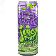 Напиток Arizona Grape Lime Rickey 0.695 л