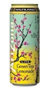 Напиток Arizona Green Tea Lemonade 0.680 л