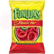 Чипсы Funyuns Flamin Hot 49 гр.