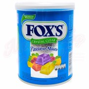 Леденцы Fox's Crystal Clear Fruit Mints Nestle 180 гр.