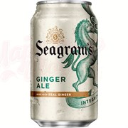 Seagrams Ginger Ale 0,355л