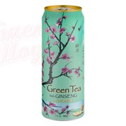 Напиток Arizona Green Tea женьшень и мед 0.680 л