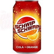 Schwip Schwap Cola+Orange 330 мл