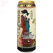 Напиток Arizona Diet Green Tea 0.680 л