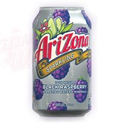 Напиток Arizona Sparkling Black Raspberry 0,355л