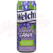 Напиток Arizona Welchs Sparlking Grape 0.680л