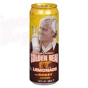 Напиток Arizona Golden Bear Lemonade Original with Ginseng and Honey 0,680л