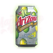Напиток Arizona Sparkling Lemon Lime (лемон-лайм) 0,355л