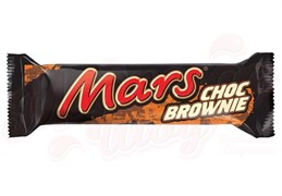 Батончик Mars Chocolate Brownie 51 гр.