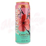 Напиток Arizona Georgia Peach Tea 0.680 л
