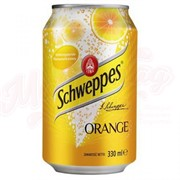 Schweppes Orange 0,330л