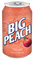 Big Peach Soda 0,355л - фото 6098